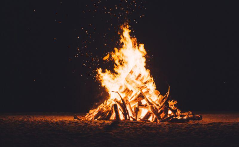 derde chakra vuur