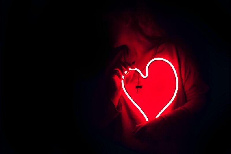 vierde chakra hart